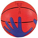 Anaconda Sports® The Rock® MG-4200RWL Rite Way Instructional Regulation Men's Basketball For The Left Handed Player (Ball Only)