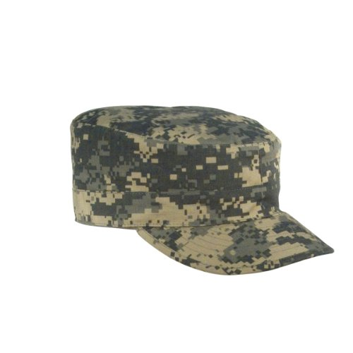 5647 Army Digital Camo Ranger Cap