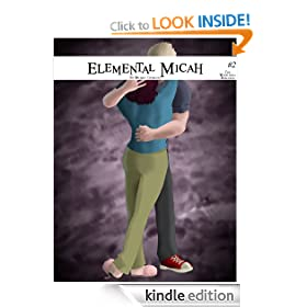 The Whirlwind Romance (Elemental Micah)