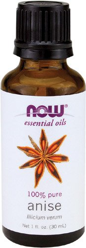 NOW Foods Anise Oil, 1 ounce (Pack of 2)