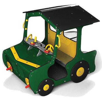 Grünes Spielmobil günstig kaufen