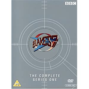 Blakes 7 - Series 1 [Region 2 Import- Non USA Format] movie