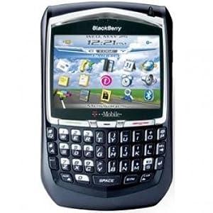 BlackBerry 8700 Sim Free Smartphone - Grey
