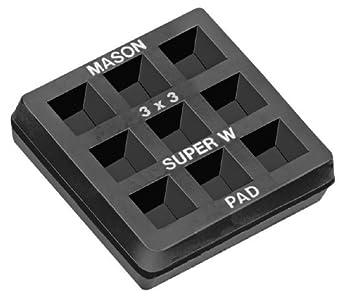 Mason 3sw3x3r Super W Natural Rubber Vibration Isolation