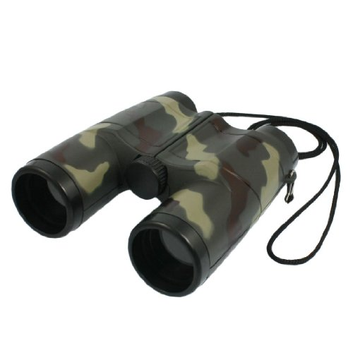 Toogoo(R) 4X 31Mm Lens Camouflage Pattern Binocular Telescope For Child + Neck Strap