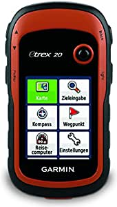 Garmin eTrex 20 Outdoor Handheld GPS Unit