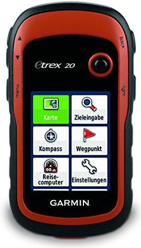 Garmin eTrex 20 - GPS cartographique de Randonnée