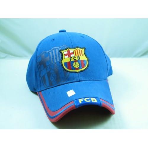FC BARCELONA OFFICIAL TEAM LOGO CAP / HAT   FCB006