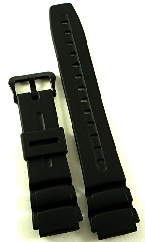 Genuine Casio Replacement Watch Strap / Bands for Casio Watch AD-300-1EV, DW-290G-9V + Other models