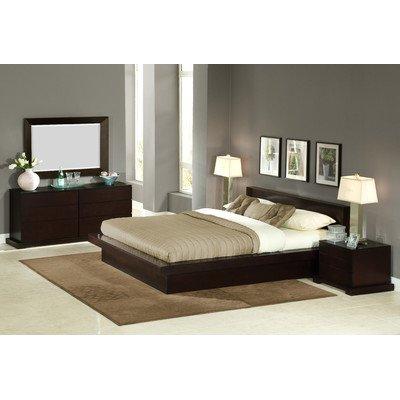 Modern King Bedroom Set 242 front