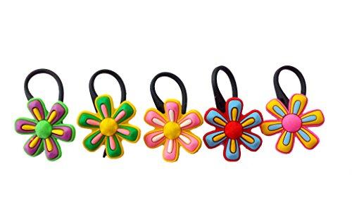 AVIRGO 5 pcs Soft Zipper Pull Charms for Backpack Bag Pendant Jacket Set # 42-3