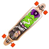 Lush Sequel Longboard Skateboard Down Hill Race Freeride Board