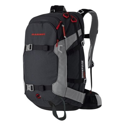 Mammut Ride short Removable Airbag 20L black-highway - black-highway