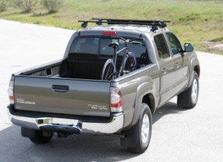 Inno Velo Gripper Truck Bed Bike Rack for Standard Pickup Truck