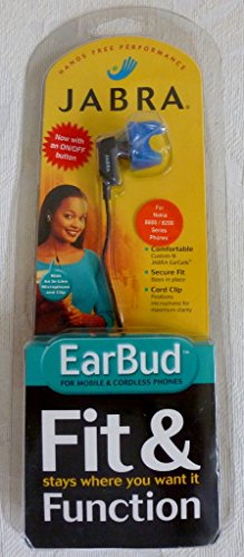 Jabra Ear Bud For Mobile And Cordless Phones