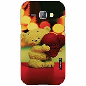 Design Worlds - Samsung Galaxy J1 Designer Back Cover Case - Multicolor Phone...