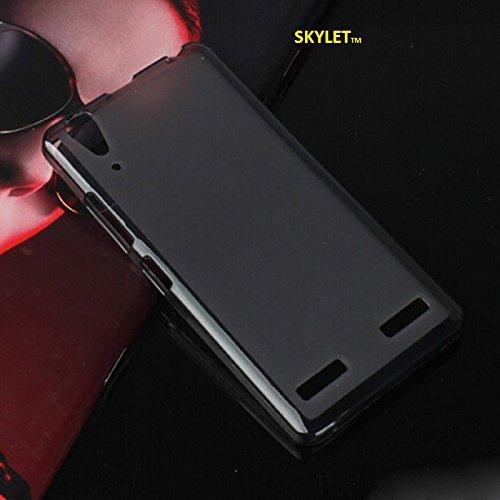 Original Skylet Lenovo A6000 Soft TPU Case (Black)