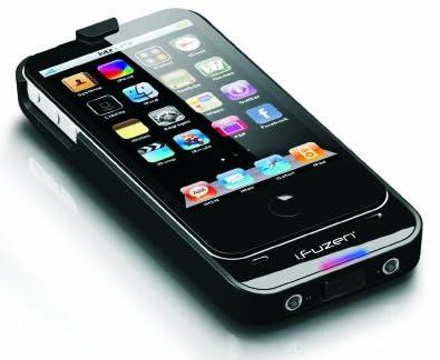 Auzentech i.Fuzen iPhone4用ヘッドホンアンプ内蔵バッテリーケース AZT-IFUZENHP1