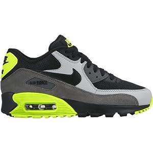 Air Max 90 Mesh (3.5y-7y) Nike Jungen Mod. 724824-002 Mis.38
