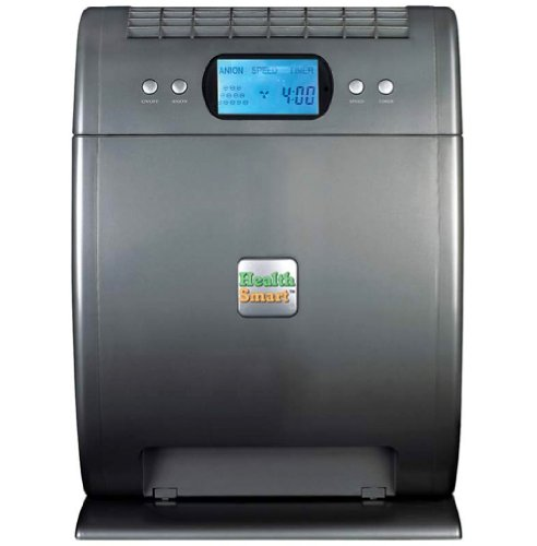 4-Stage Filter Electric Air Purifier/Ionizer