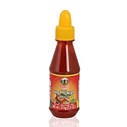 Pantai Hot Chilli Sauce Pet, 200ml