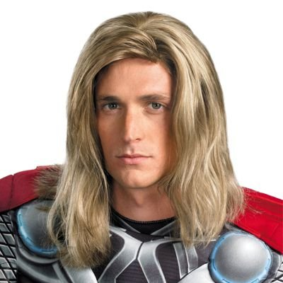 Thor Wig Costume Accessory
