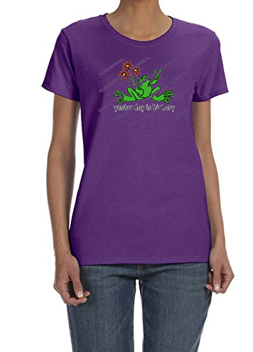 peace-frogs-yesterday-is-history-adult-x-large