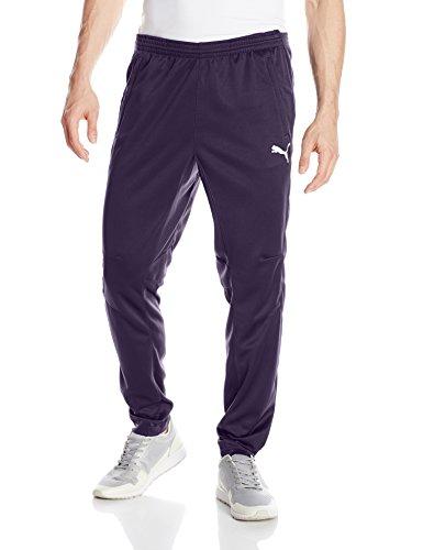 PUMA Men's Training Pant, New Navy White, XX-Large