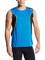 C.P.M. Camiseta Técnica 3C82667 (Azul)