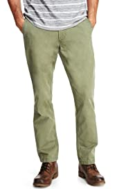 North Coast Pure Cotton Slim Fit Straight Leg Chinos [T17-1737N-S]