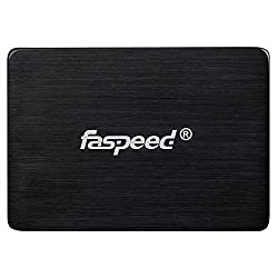 Faspeed® F710-250G Premium 2.5 inch SATA III Internal Solid State Drive High Speed for Laptop Desktop PCs