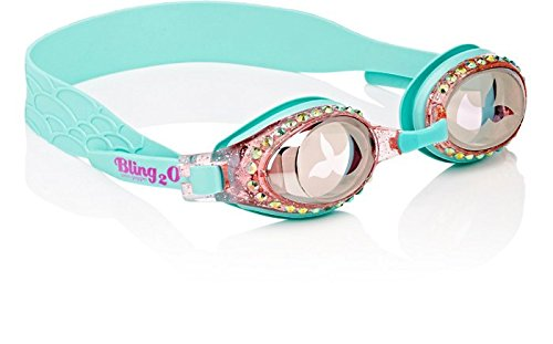 Swimming Goggles For Girls Mermaid Kids Swim Goggles By