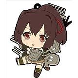 艦隊これくしょん -艦これ- ぺたん娘 トレーディングラバーストラップ 伊勢 改 単品