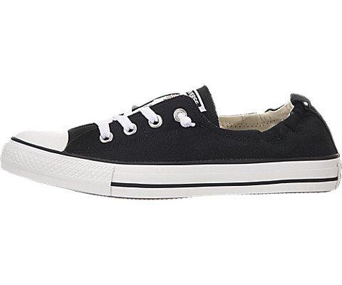 Converse Womens Chuck Taylor Shoreline Black Sneaker - 7