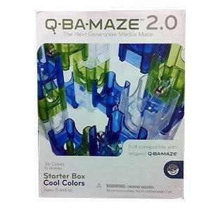Imagen de Juguete / Juego Versátil Q-BA Maze 2.0 Starter - juguetes de construcción, que entrelazan Cubos y aleatoria de Rolling Marbles