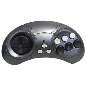 Amazon Com Sega Retro Pad Genesis Controller Video Games
