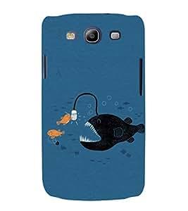 EPICCASE Eco-friendly fish Mobile Back Case Cover For Samsung Galaxy S3 Neo (Designer Case)