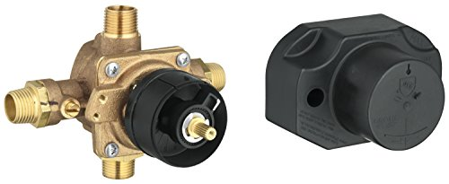 Grohe 35015000 Grohsafe Universal Pressure Balance Rough-In Valve (Pressure In compare prices)