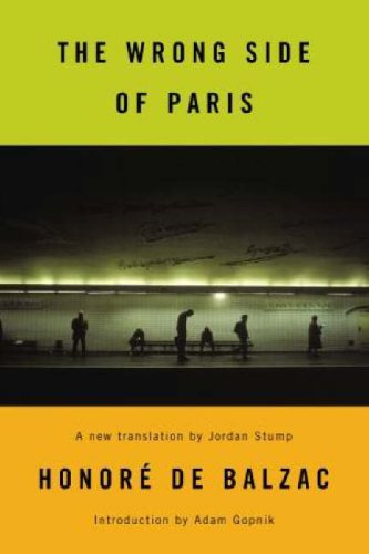 The Wrong Side of Paris (Modern Library Classics)