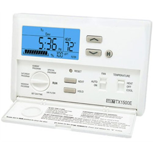 Lux Products TX1500E Smart Temp Programmable Thermostat