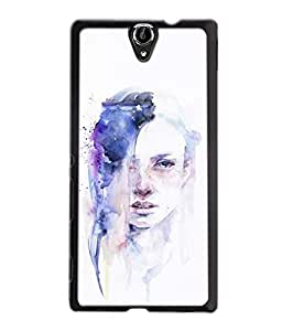 djipex DIGITAL PRINTED BACK COVER FOR SONY XPERIA C5 DUAL