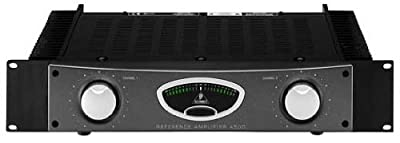 Behringer A500 Reference Amplifier by Behringer USA
