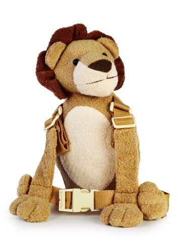 Cheapest Price! Goldbug Animal 2 in 1 Harness, Lion