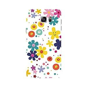 Garmor Designer Plastic Back Cover For Samsung Galaxy Note 5 SM-N920