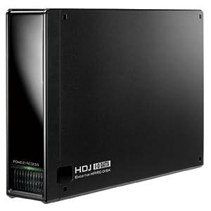 I-O DATA 静音冷却ファン搭載(電源内蔵)USB接続外付ハードディスク 2.0TB HDE-U2.0J (FFP)