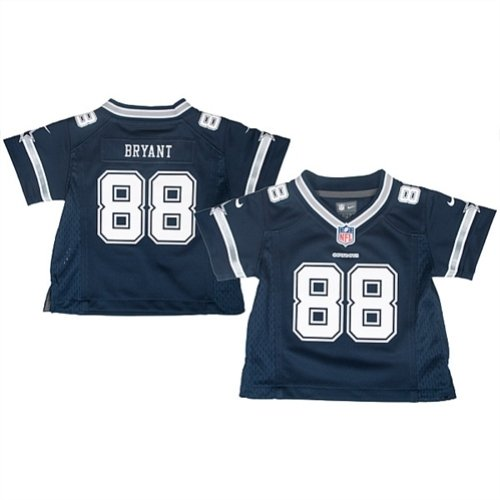 Dez Bryant Dallas Cowboys Navy Nike Game Infant Jersey (12 Months)