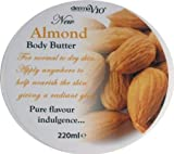 Derma V10 ALMOND Body Butter 220ml