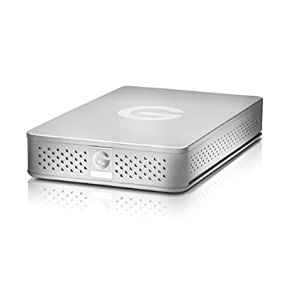 G-Technology G-DRIVE ev 220 2TB External Hard Drive (0G03187)