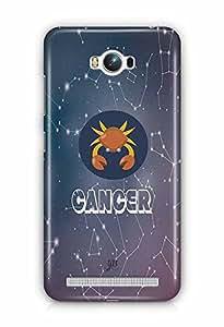 YuBingo Cancer Designer Mobile Case Back Cover for Asus Zenfone Max