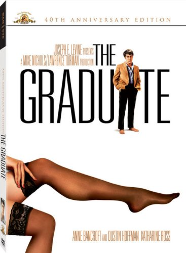 Cover art for  The Graduate (40th Anniversary Collector's Edition)